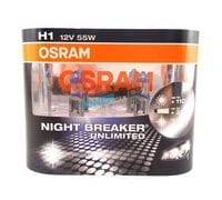 Автолампы H7 OSRAM Night Breaker Unlimited +110%