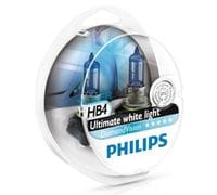 Автолампы HB4 Philips Diamond Vision Ultimate white light