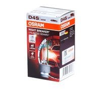 Лампа ксеноновая D4S Osram Night Breaker Unlimited Xenarc +70%