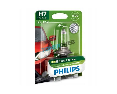 Philips LongLife EcoVision H4 12V (60/55W)