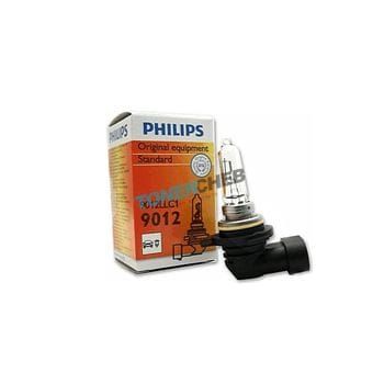 Автолампа HIR2 9012 Philips original 3200K (1шт)