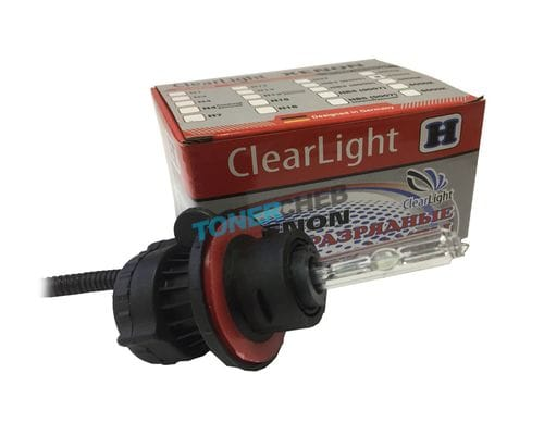 БИксеноновая лампа ClearLight H13 4300K